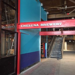 Cheluna Brewery at Stanley Marketplace