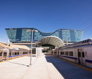 DIA Transit Center